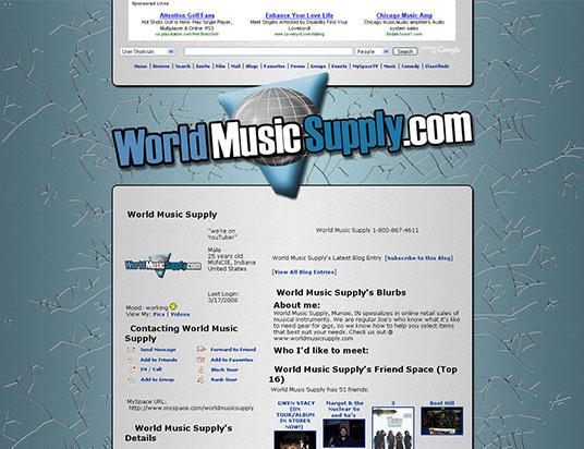 wms myspace