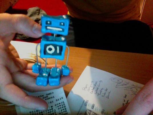 wirebot prototype